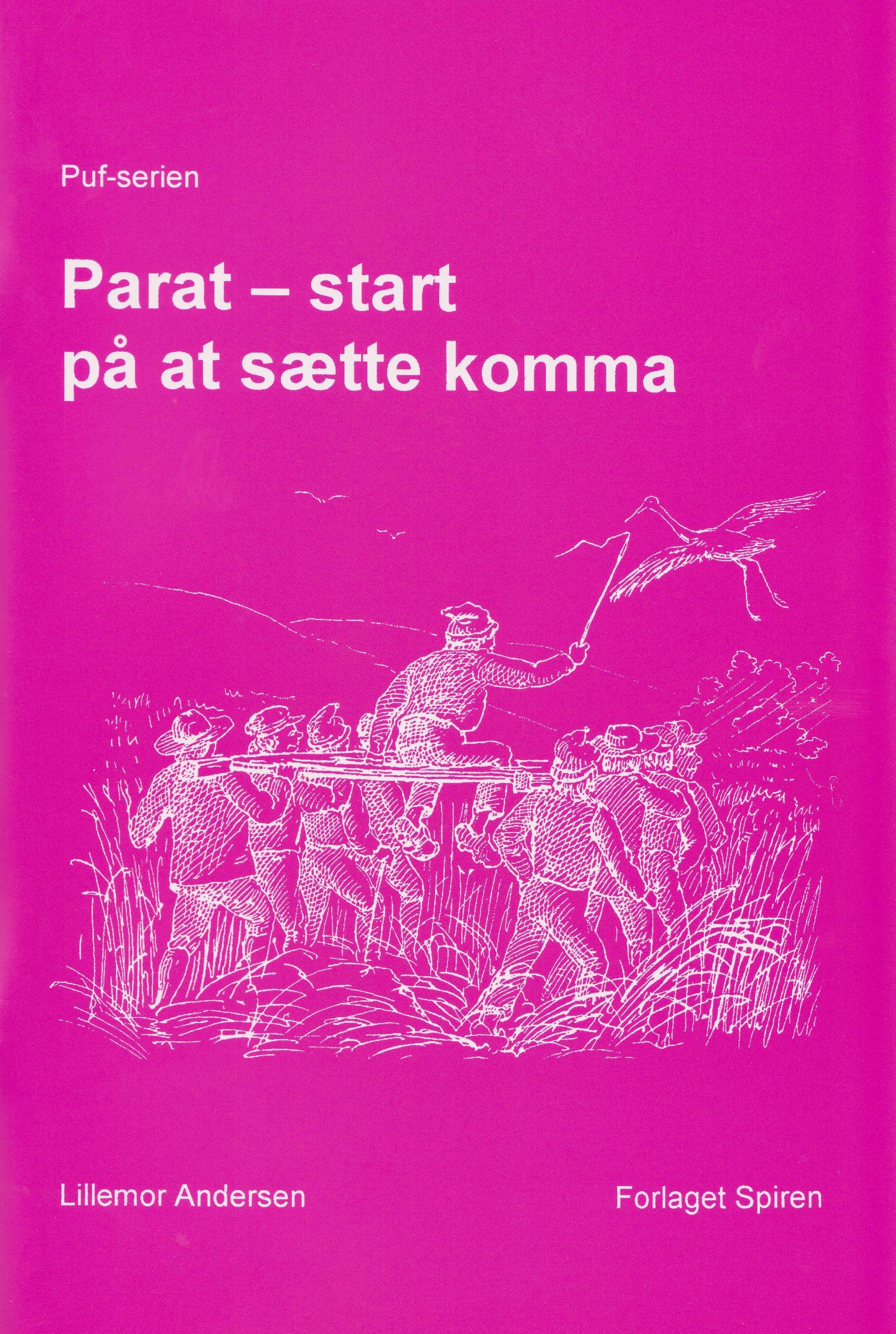 komma på dansk