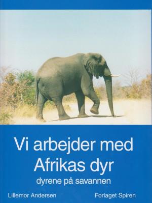 Vi arbejder med Afrikas dyr forside 3