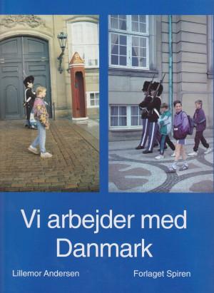 Vi arbejder med Danmark forside 1