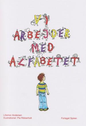 Vi arbejder med alfabetet forside 2