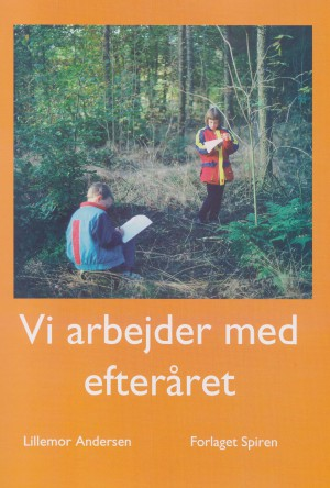 Vi arbejder med efteråret forside 2