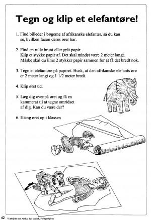 Vi arbejder med Afrikas dyr side 42-2