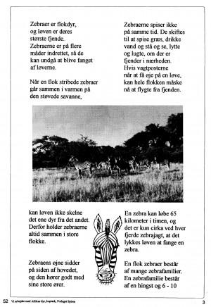 Vi arbejder med Afrikas dyr side 52-2
